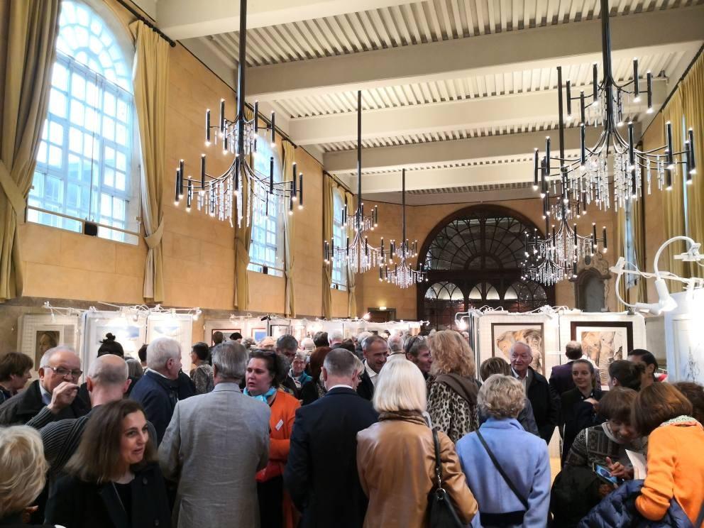 Exposition du GAB - Salle des Echevins - Villefranche sur Saône