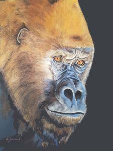 Christiane Barnaud - Gare Au Gorille - Grand Prix du Salon du GAB 2019