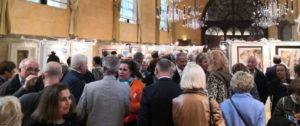 Vernissage du GAB - Groupement des Artistes Beaujolais
